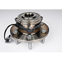 FW346 Front, Driver or Passenger Side Wheel Hub With Bearing - Sold individually
