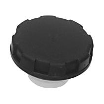 GT172 Gas Cap - Black, Non-locking, Direct Fit, Sold individually
