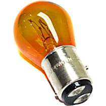 AC Delco L2357NA Light Bulb - Amber, Direct Fit, Sold individually