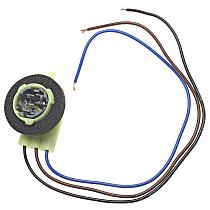 Corner Light Socket