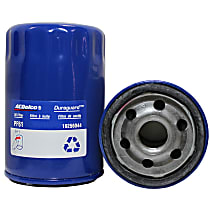AC Delco PF61F Oil Filter - Canister, Direct Fit, Sold individually