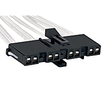 AC Delco PT1006 Connectors - Direct Fit, Sold individually