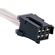AC Delco PT1032 Connectors - Direct Fit, Sold individually