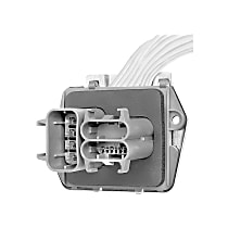 AC Delco PT1123 Chassis Wiring Harness Connector