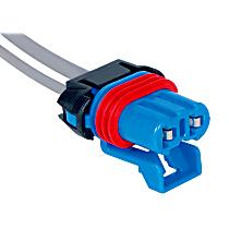 AC Delco PT204 HVAC Blower Motor Resistor Connector