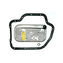 TF231 Automatic Transmission Filter - Direct Fit, Kit