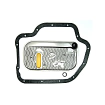 AC Delco TF231 Automatic Transmission Filter - Direct Fit, Kit