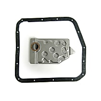 AC Delco TF319 Automatic Transmission Filter - Direct Fit, Kit Front