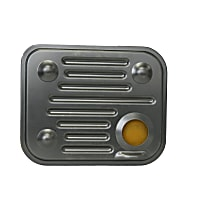 Automatic Transmission Filter - Direct Fit, Sold individually Rear