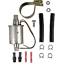 Electric Fuel Pump Without Fuel Sending Unit In-Line