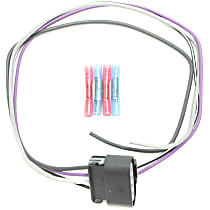 WH3009 Fuel Pump Wiring Harness - Direct Fit