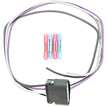 Airtex WH3009 Fuel Pump Wiring Harness - Direct Fit