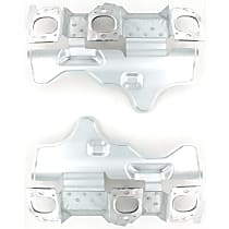 APEX AMS3972 Exhaust Manifold Gasket - Direct Fit, Set of 2