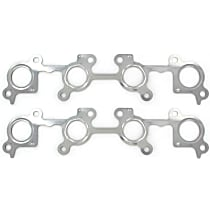 APEX AMS8531 Exhaust Manifold Gasket - Direct Fit, Set of 2
