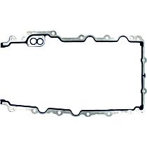 APEX AOP235 Oil Pan Gasket - Direct Fit, Set