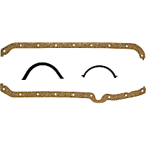 AOP322 Oil Pan Gasket - Direct Fit, Set