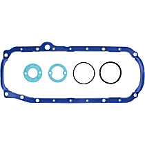 AOP323 Oil Pan Gasket - Direct Fit, Set