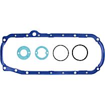 Oil Pan Gasket - Direct Fit, Set