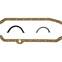 AOP324 Oil Pan Gasket - Direct Fit, Set
