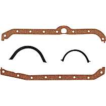 AOP328 Oil Pan Gasket - Direct Fit, Set