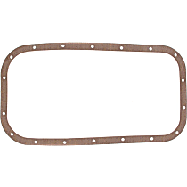 APEX AOP700 Oil Pan Gasket - Direct Fit, Set