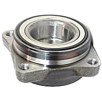 Front Wheel Bearing Hub Driver or Passenger side, For FWD