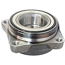 Front, Driver or Passenger Side Wheel Bearing Assembly, For FWD