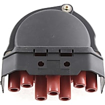 Replacement ARBB314102 Distributor Cap - Black, Direct Fit, Sold individually