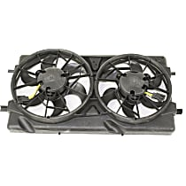 OE Replacement Radiator Fan - Fits 2.0L Turbo/Supercharged