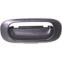 Tailgate Handle Bezel - Textured Black