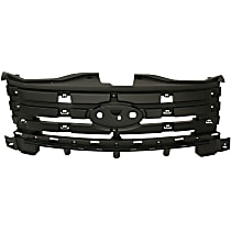 Replacement ARBF070107Q Grille Reinforcement - CAPA Certified, Direct Fit
