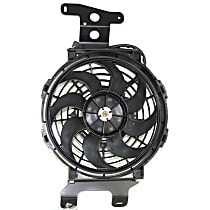 OE Replacement A/C Condenser Fan - Fits 4-Door