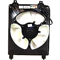 A/C Condenser Fan - Passenger Side, 1.8L Engine, Coupe/Sedan