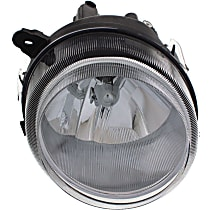 Passenger Side Headlight, With bulb(s) - Without Leveling System