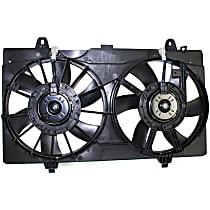 OE Replacement Radiator Fan - Fits 2.0L, Base/S/SL Models