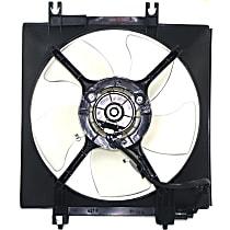 A/C Condenser Fan - Passenger Side, Non-Turbo, 4 Cyl. Engine