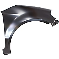 Fender - Front, Passenger Side, Sedan