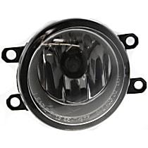 Fog Light - Driver Side, CAPA Certified