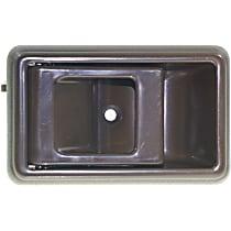 Interior Door Handle - Front, Driver Side, Brown