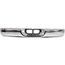 Chrome Step Bumper (Face Bar Only), Fleetside/Styleside Bed