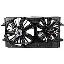 Radiator Fan - Fits 08-12 2.4L 4-Cyl 04-08 3.5L/3.9L V6