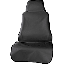 3142-09 Seat Protector - 600 Denier Polyester, Black, Sold individually