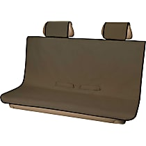 3146-18 Seat Protector - 600 Denier Polyester, Brown, Sold individually