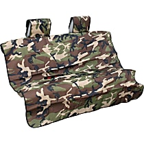 3146-20 Seat Protector - 600 Denier Polyester, Camouflage, Sold individually