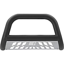 Aries Big Horn Bull Bar, Powdercoated Textured Black