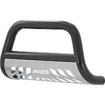 Aries 3 in. Bull Bar, Powdercoated Black