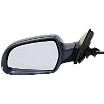Mirror - Driver Side, Power, Heated, Paintable, With Turn Signal, Memory and Blind Spot Function