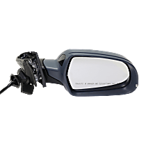 Mirror - Passenger Side, Power, Heated, Paintable, With Turn Signal, Memory and Blind Spot Function