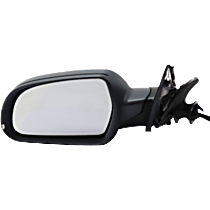 Mirror - Driver Side, Power, Heated, Power Folding, Paintable, With Turn Signal, Memory