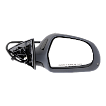 Mirror - Passenger Side, Power, Heated, Power Folding, Paintable, With Turn Signal and Memory